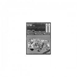 HAYNES VW T2 1600 68-79