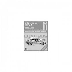 HAYNES VW T3 1500-1600 63-73