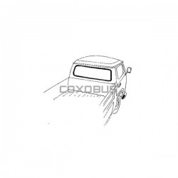 JOINT LUNETTE ARRIERE PICK-UP T2 68-79