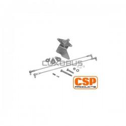 TRINGLERIE A PAPILLON POUR TURBINE PORSCHE T1 CSP