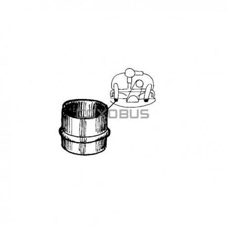 TUBE D'UNION POT / TUYAU SOUFFLERIE