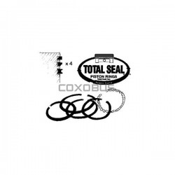 SEGMENTS TOTAL SEAL 90.5mm 1.5x2x4