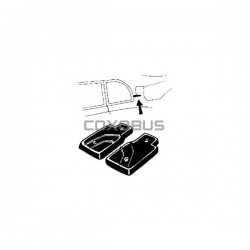 JOINT POSE ARMATURE CAPOTE paire