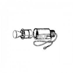 ALLUME-CIGARE IVOIRE 6V