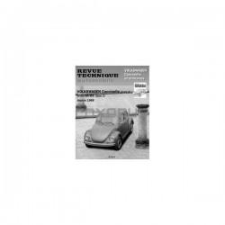 REVUE TECHNIQUE AUTOMOBILE T1&2 68+