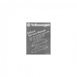 MANUEL ATELIER VW USA T1+GHIA 70-79