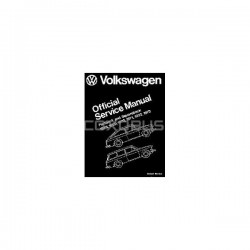 MANUEL ATELIER VW USA T3 68-73