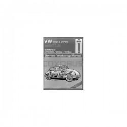 HAYNES VW T1 1302 & 1302 S 70-72